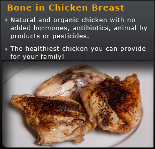Bone in Breast