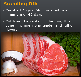 All Natural Standing Rib Roast