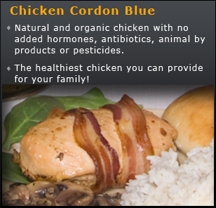 Chicken Cordon Blue