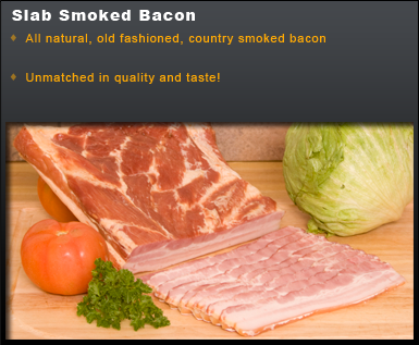 Smoked Bacon